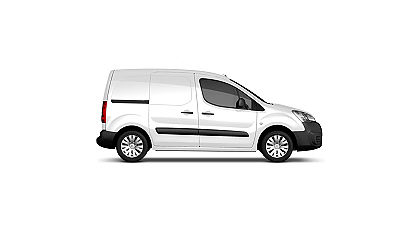 Citroen Van Shelving - Berlingo 2008 - 2018