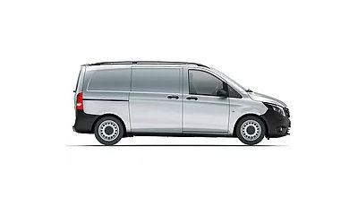 Mercedes Benz Vito Van Racking