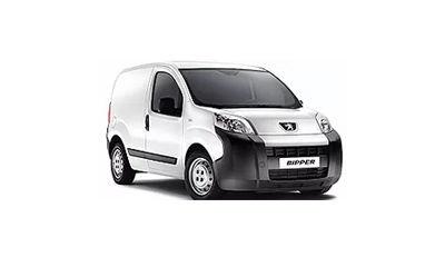 Peugeot Bipper Van Shelving