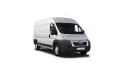 Peugeot Boxer Van Shelving