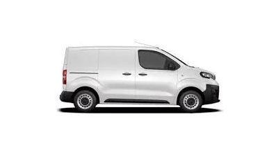 Peugeot Expert Van Shelving