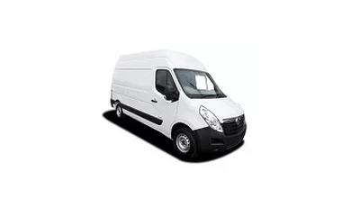 Vauxhall Movano Van Shelving