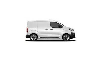 Vauxhall Vivaro Van Shelving