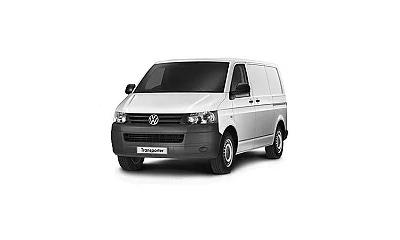 Transporter Van Shelving