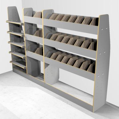 Mercedes Vito Long 2014 Rack + Tool box storage