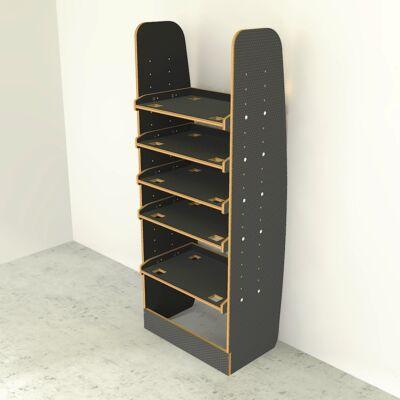 Festool/Tanos/Systainer plywood storage rack