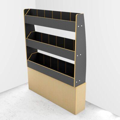 Transit Custom L1 Wheelbox rack